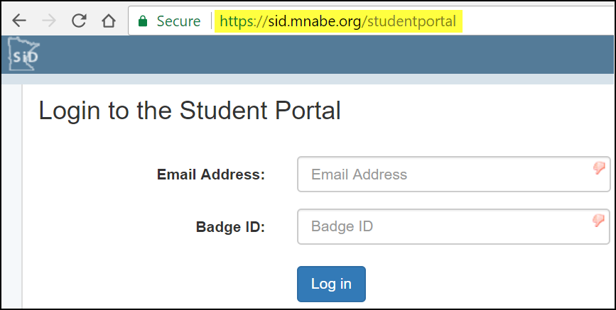 how to create a student portal